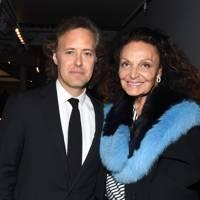 David Lauren and Diane von Furstenberg