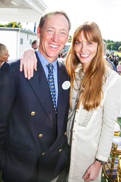 Lord Charles Beresford and Caroline Beresford