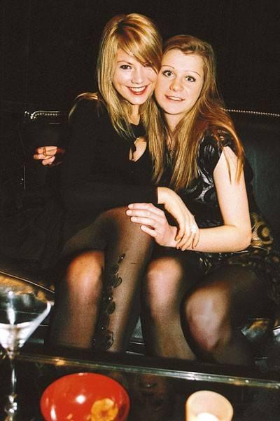 Alexandra Prosszer and Rhiannon Baldwin