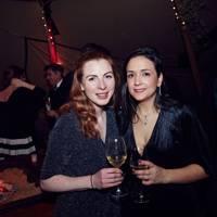 Lucy Cousens and Sara Alsaffar-Dart