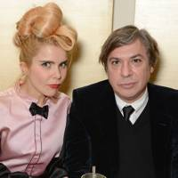Paloma Faith and George Condo