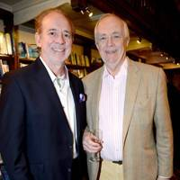 Phil Manzanera and Sir Tim Rice