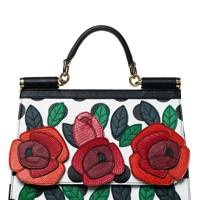 Calfskin bag, POA, by Dolce & Gabbana