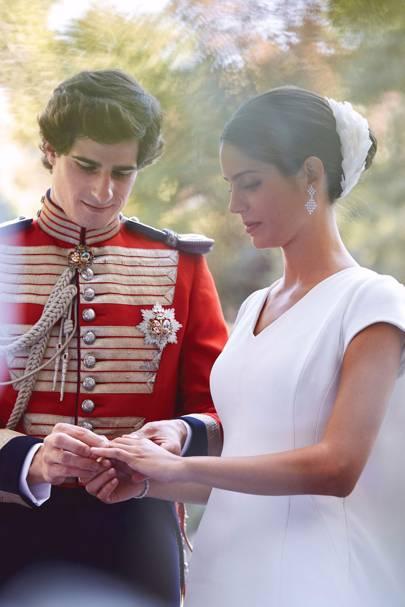 2018 - The Duke of Huescar and Sofia Palazuelo