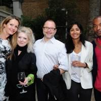 Saskia Mulder, Nicole Mackie, Mrac Samuelson, Nisha Porti and Arinze Kene
