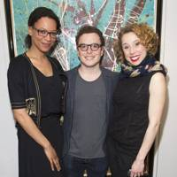 Nina Sosanya, Joshua McGuire and Michelle Terry