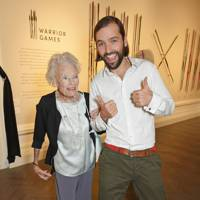Eve Branson and Jack Brockway