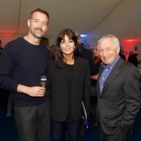 Patrick Grant, Claudia Winkleman and Jonathan-Dimbleby