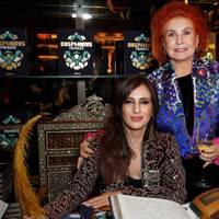 Nevbahar Koç and Danielle Kinay
