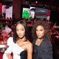Jourdan Dunn and Cindy Bruna