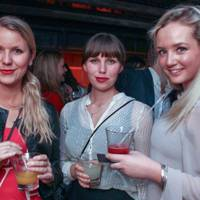 Cecilia Zarins, Sara Mangsbo and Charlotte Gough