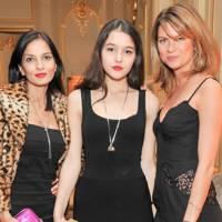 Yasmin Mills, Madeleine Mills and Gabby Peacock