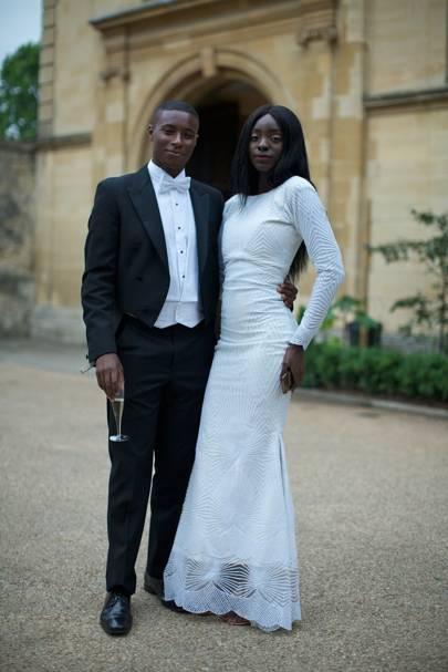 Gbenga Ojo-Aromokudu and Yemi Eso