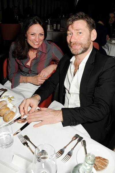 Trish Simonon and Mat Collishaw