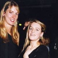 Talia Carleton-Paget and Laura Parker Bowles