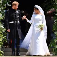 Prince Harry's marriage to Meghan Markle