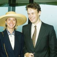 Mrs John Leveson and Lord Alexander Hope