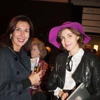 Marina Bezhevets and Polina Zakharova
