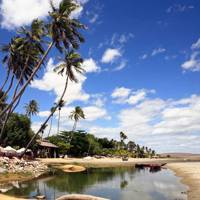 The hippie one: Jericoacoara