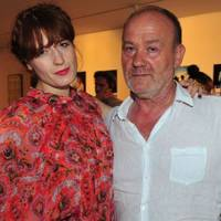 Florence Welch and Vince Power