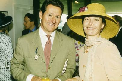 John Shipman and Lady Theresa Shipman