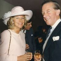 Lady Astor of Hever and Dr Charles Goodson-Wickes