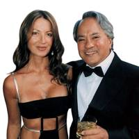 Mr and Mrs Anish Kapoor