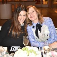 Sarah Mower and Mary Katrantzou