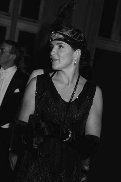 Mrs Johnnie Arkwright