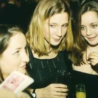 Susanna Jenkinson, Joanna Candy and Olivia Altaras