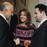 Roger Moss, Susan Bernerd and William Archer