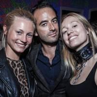 Marie Repiquet, Julien Stenitz and Charlotte Di Calypso