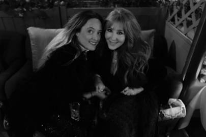 Alice Temperley and Charlotte Tilbury
