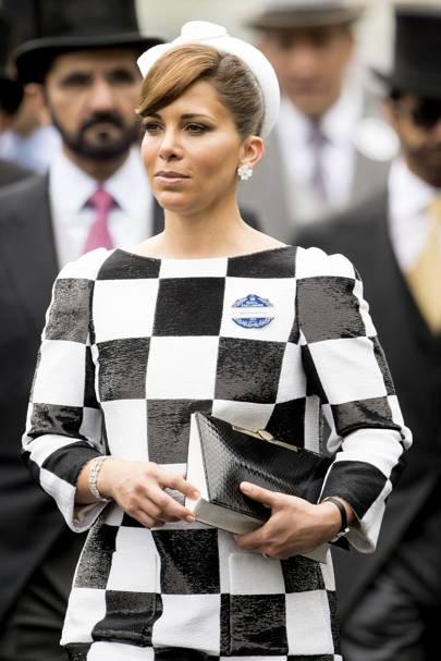 Princess Haya Bint Al Hussein, Royal Ascot, 2013