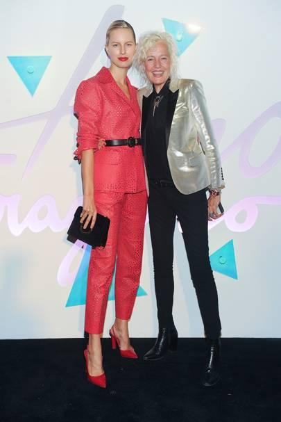Karolina Kurkova and Ellen von Unwerth
