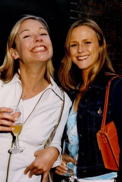 Maddie Farley and Maddie Worrell