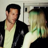 Michael Morris and Francesca Martin