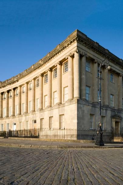 Number One Royal Crescent, Bath