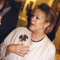 Lady Antonia Pinter