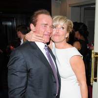 Arnold Schwarzenegger and Emma Thompson