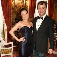 Natalia Amanatidis and Gavin MacKay