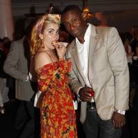 Paloma Faith and David Harewood