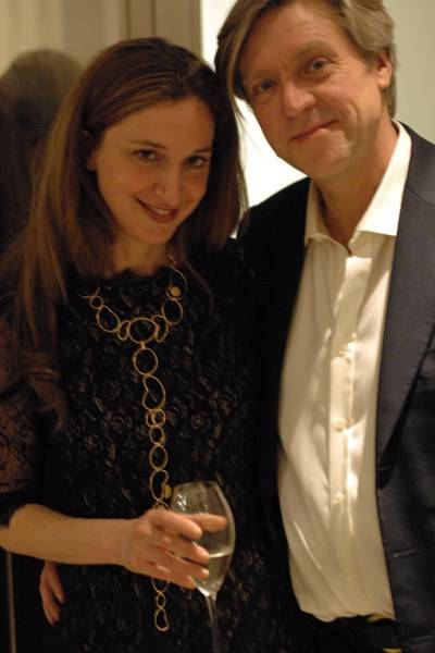 Alba Arikha and Tom Smail