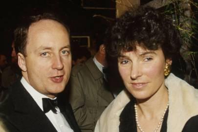 Shaun Woodward and Mrs Shaun Woodward