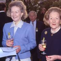 Mrs David Ker Wilson and Mrs Philip Godsal