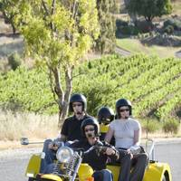 Barossa unique wine tours