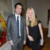 Elliot McDonald and Valentina Volchkova