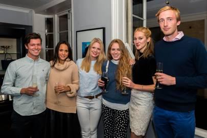 thomas lyte couture caro collection launch burlington