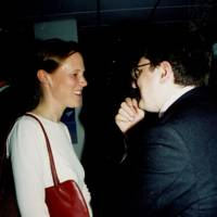 Mrs Robert Miles and Robert Noel