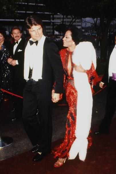 Diana Ross in 1982
